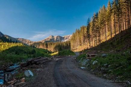 Medzi Chopkom a Ďumbierom - Nízkotatranský útek z civilizácie