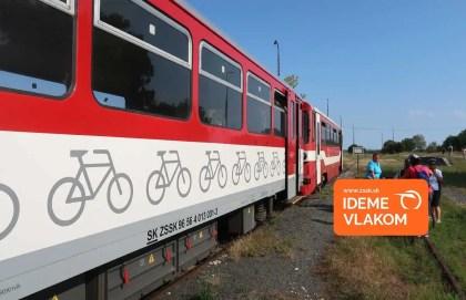 Okolo Vápennej a Plaveckého podhradia – vlakom a bicyklom
