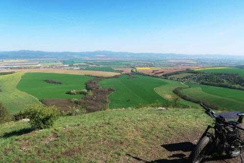 Výhľady z Plešivca