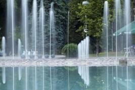 Štefan Kučkovský Piešťanské fontány
