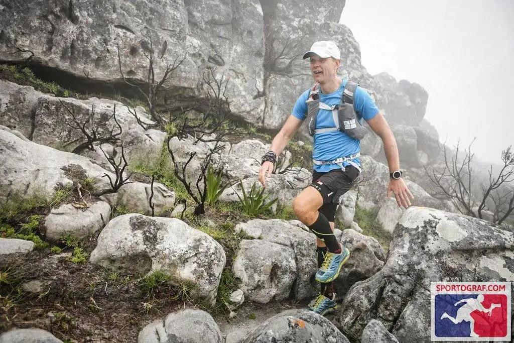 Tréning bežca na ultramaratón