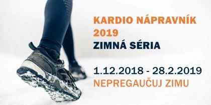 Kardionápravník 2019 - Zimná séria