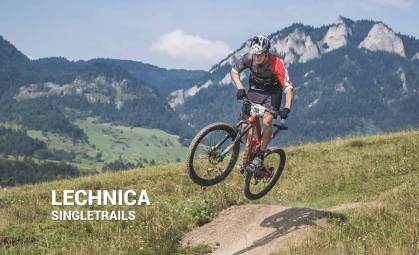 Singletrails Lechnica, Pieniny