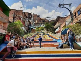Comuna 13 tour