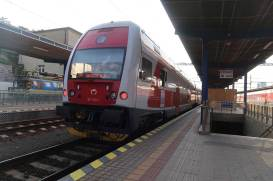 Z Kamzíka na Pezinskú Babu a vlakom ZSSK naspäť