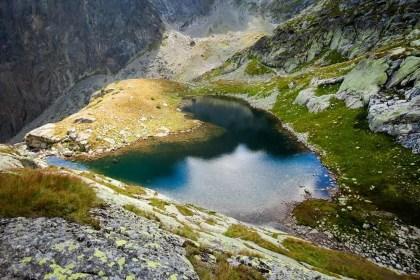 Spišské plesá, teryho chata- turistické trasy/cyklotrasy