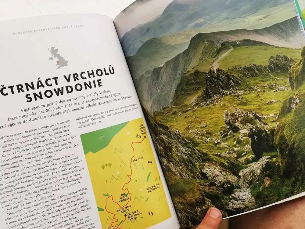 Úchvatné svetové trekkingové trasy