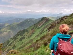 Po hrebeni Malej Fatry