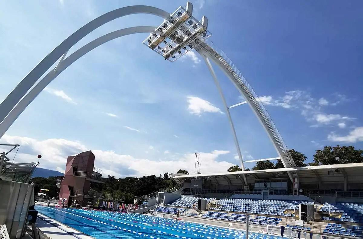 Olympijský bazén Rijeka