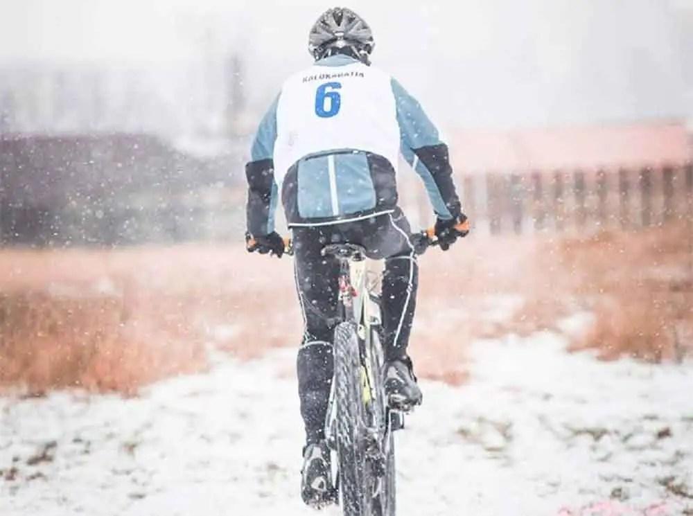 Zimná cyklistika, príprava na jazdu v zime s Marošom Gleváňákom
