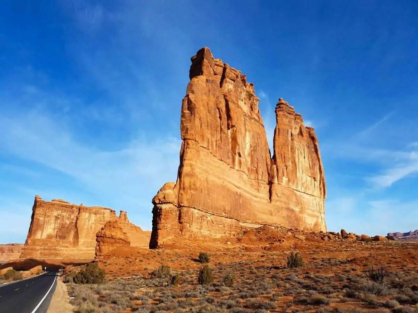 Arches, Utah: národný park ktorý v USA rozhodne stojí za návštevu