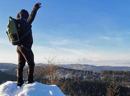 Ferrata v Kamennej osade nad Hnilčíkom, Slovenský raj