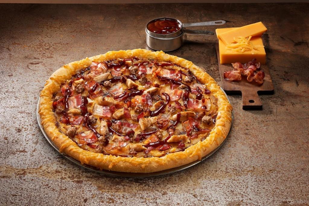 Domino S Pizza Presenta Su Nueva Gama American Legends