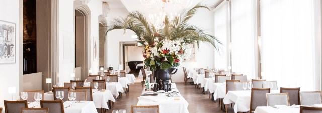 Restaurant Kunsthalle – weisser Teil
