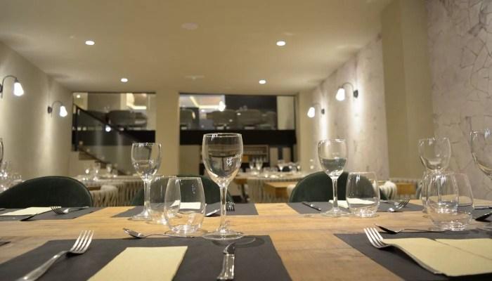 Restaurante Cobarcho (Jaca) - Salones