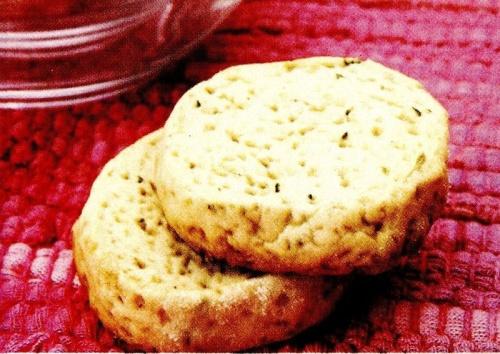 Biscuiţi cu rozmarin
