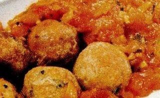 Gogonele de pui cu sos picant