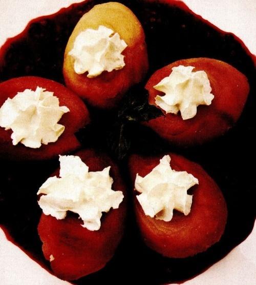 Gogoşi cu fructe de pădure