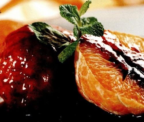 Portocale in caramel