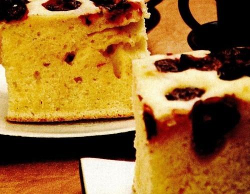 Prăjitură cu vişine