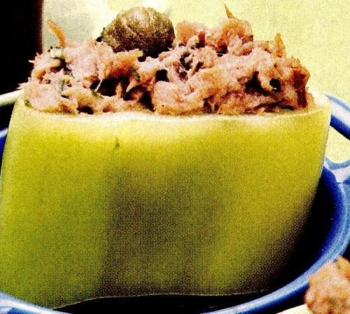 Salată de ton cu maioneză