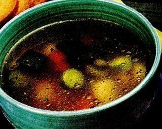 Supă de praz