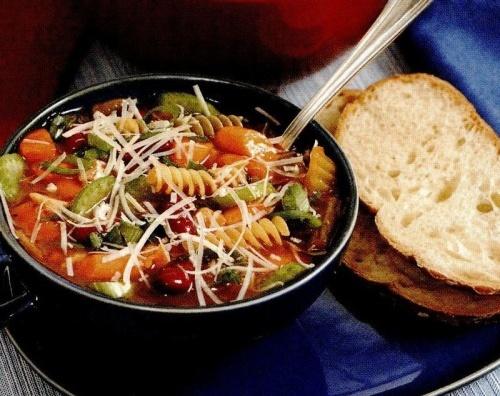 Supa groasa de legume