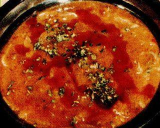 Supa de fasole verde haiduceasca