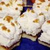Prăjitură cu brânză şi frişca