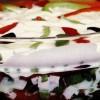 Salată de legume in straturi