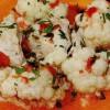 Mâncare de conopida cu piept de pui