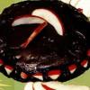 Tort de mere fără blat, cu ciocolată