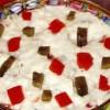 Salată de acrituri cu maioneză de fasole