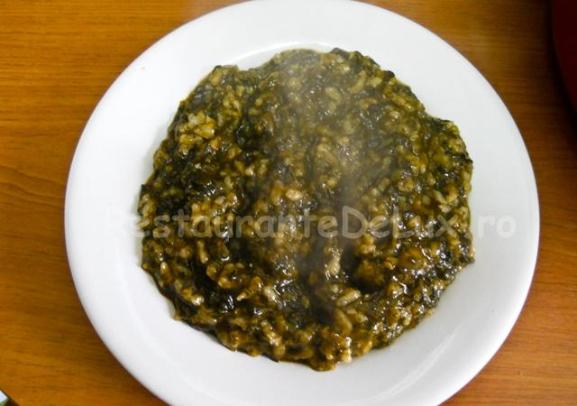 Reteta zilei: Spanac cu orez