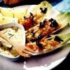 Salată de andive cu sos de usturoi