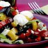 Salată de ardei cu sos de citrice si miere