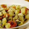 Ghiveci de legume cu seminte de dovleac