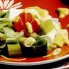 Salata de praz cu mustar si otet