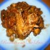 Tocanita de ciuperci cu aripi de pui