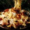 Tagliatelle cu ciuperci de pădure