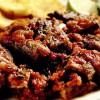 Carne cu platanos