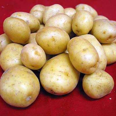 Salată de cartofi cu anşoa