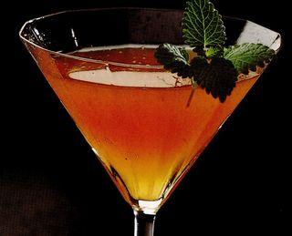 Cocktail Black Daiquiri