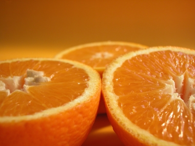 Cremă delicioasa de portocale