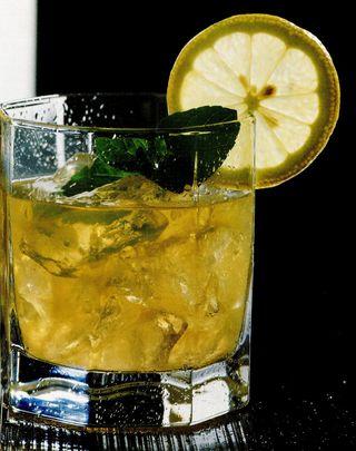 Cocktail Scotch Fix