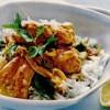 Curry de pui indian