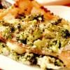 Lasagna cu ricotta şi broccoli