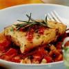 Peşte in stil mediteraneean