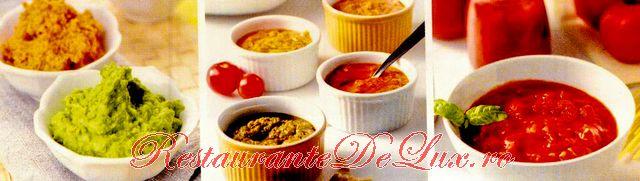 Sos pentru spaghete al pesto