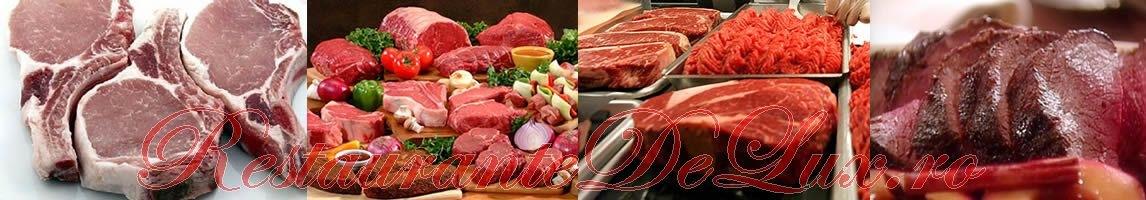 Totul despre carne – carnea rosie, alba si de vanat